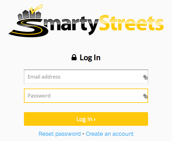 Deactivating an Account - SmartyStreets