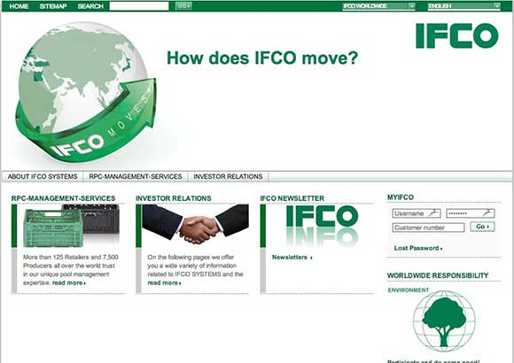 IFCO Home Page