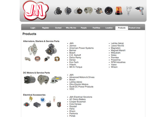 J&N Home Page